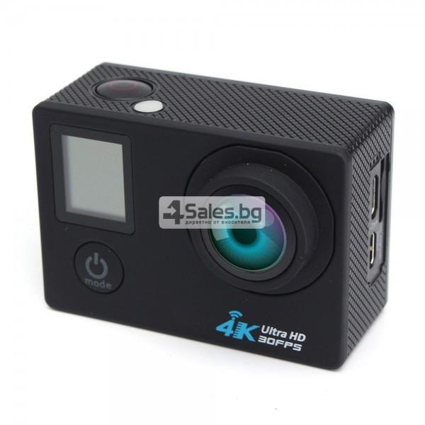 Екшън камера с висока 4K резолюция за любителите на динамичен начин на живот SC4 17