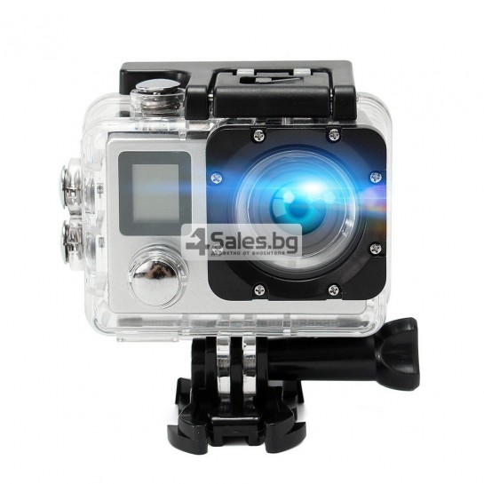 Екшън камера с висока 4K резолюция за любителите на динамичен начин на живот SC4