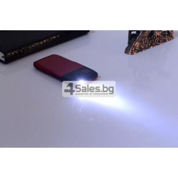 Телефон за възрастни хора с големи бутони и цветен 2,2 инча екран E71 2