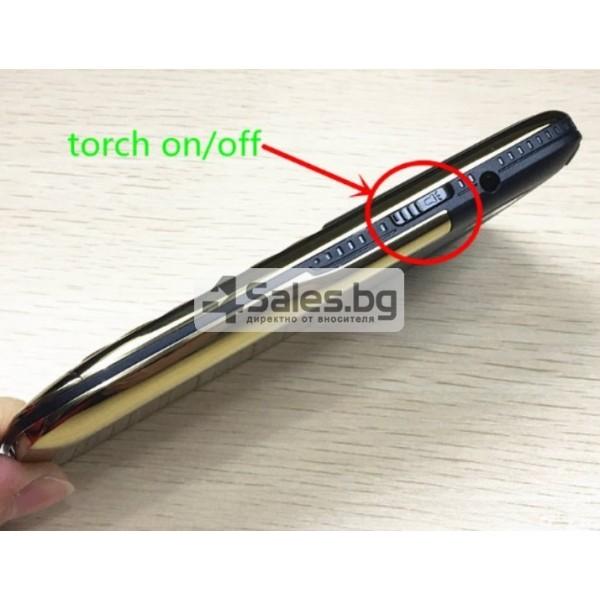 Телефон за възрастни хора с големи бутони и цветен 2,2 инча екран E71 5