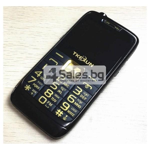 Телефон за възрастни хора с големи бутони и цветен 2,2 инча екран E71