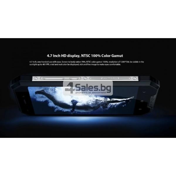 "Blackview BV4000 Pro, водоустойчив смартфон, екран 4.7"", четириядрен, Android 7 3"