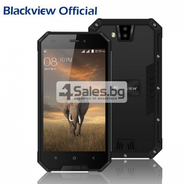 "Blackview BV4000 Pro, водоустойчив смартфон, екран 4.7"", четириядрен, Android 7 4"
