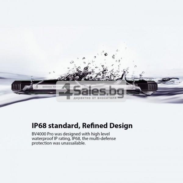 "Blackview BV4000 Pro, водоустойчив смартфон, екран 4.7"", четириядрен, Android 7 6"