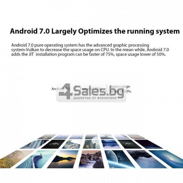 "Blackview BV4000 Pro, водоустойчив смартфон, екран 4.7"", четириядрен, Android 7 7"