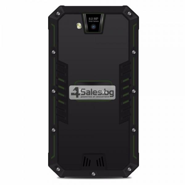 "Blackview BV4000 Pro, водоустойчив смартфон, екран 4.7"", четириядрен, Android 7 14"