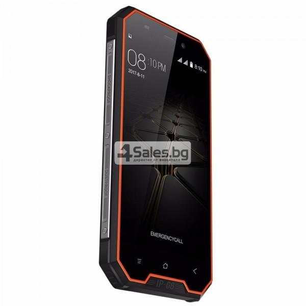 "Blackview BV4000 Pro, водоустойчив смартфон, екран 4.7"", четириядрен, Android 7 24"