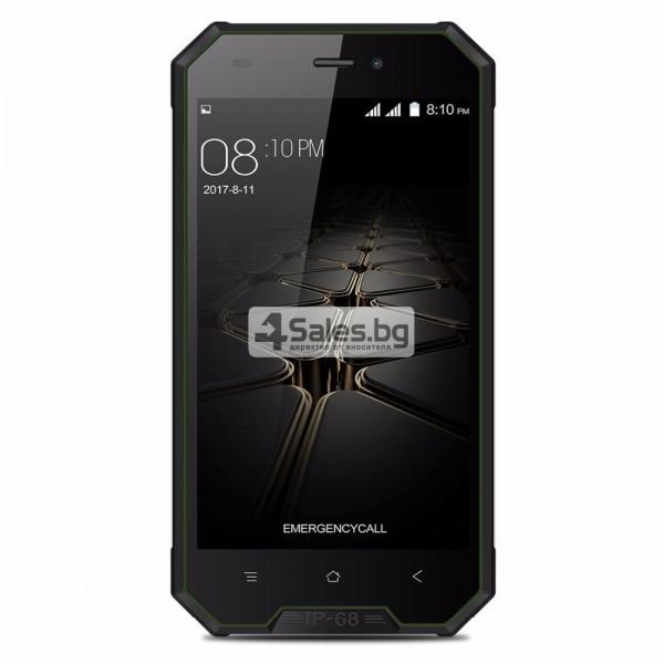 "Blackview BV4000 Pro, водоустойчив смартфон, екран 4.7"", четириядрен, Android 7 26"