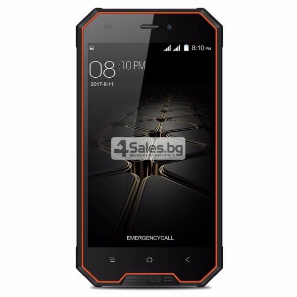 "Blackview BV4000 Pro, водоустойчив смартфон, екран 4.7"", четириядрен, Android 7 27"