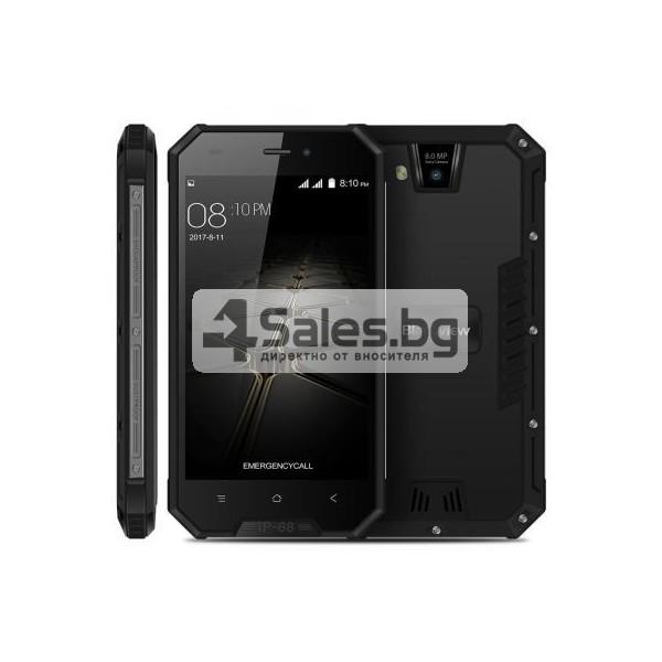 "Blackview BV4000 Pro, водоустойчив смартфон, екран 4.7"", четириядрен, Android 7 29"