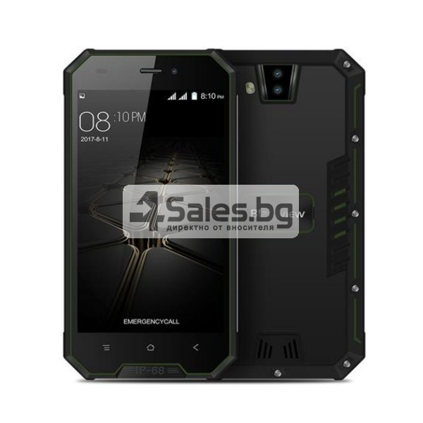 "Blackview BV4000 Pro, водоустойчив смартфон, екран 4.7"", четириядрен, Android 7 36"