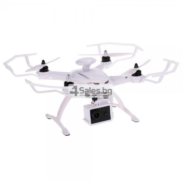 Професионален дрон с GPS, Wi Fi, FULL HD камера (запис в реално време) CG035 1