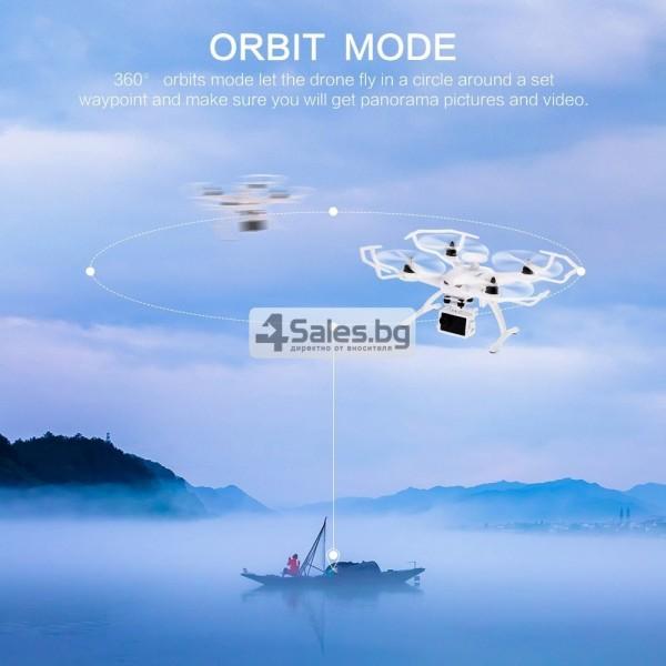 Професионален дрон с GPS, Wi Fi, FULL HD камера (запис в реално време) CG035 2