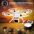 Професионален дрон с GPS, Wi Fi, FULL HD камера (запис в реално време) CG035 3
