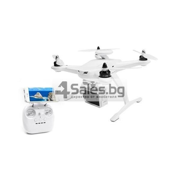Професионален дрон с GPS, Wi Fi, FULL HD камера (запис в реално време) CG035 4