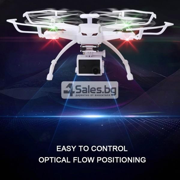 Професионален дрон с GPS, Wi Fi, FULL HD камера (запис в реално време) CG035 11