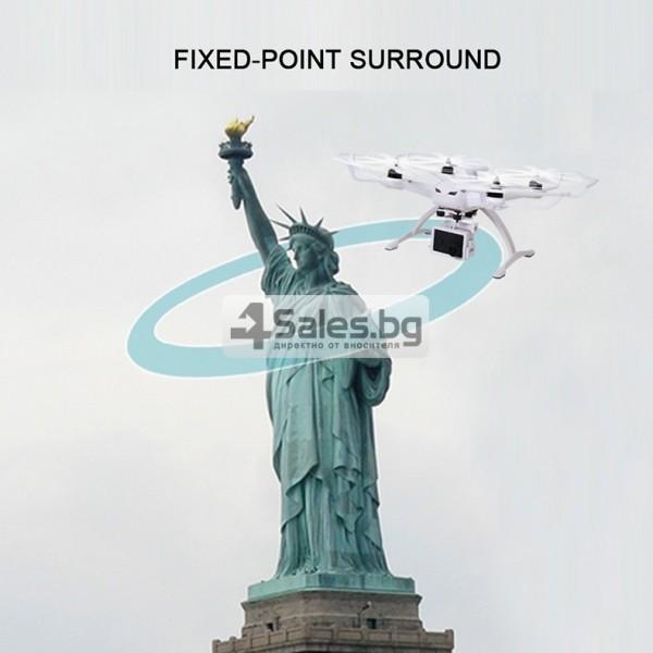 Професионален дрон с GPS, Wi Fi, FULL HD камера (запис в реално време) CG035 15
