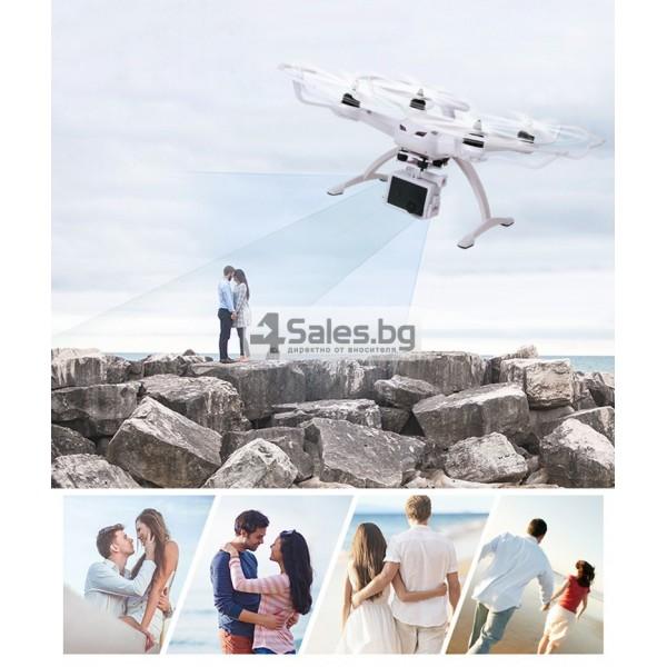 Професионален дрон с GPS, Wi Fi, FULL HD камера (запис в реално време) CG035 20