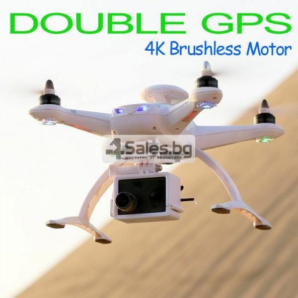 Професионален дрон с GPS, Wi Fi, FULL HD камера (запис в реално време) CG035 22