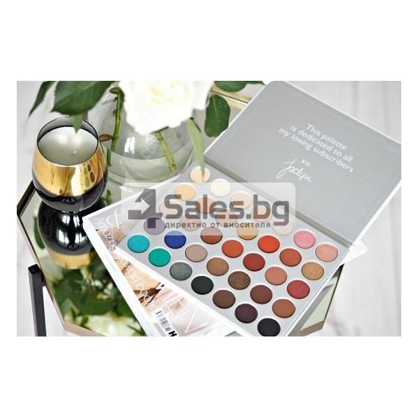 Палитра от 35 броя сенки за очи с удивителни цветове MORPH by Jaclyn Hill HZS114 6