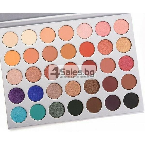 Палитра от 35 броя сенки за очи с удивителни цветове MORPH by Jaclyn Hill HZS114 18