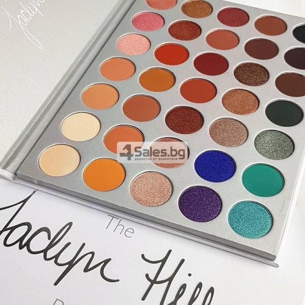 Палитра от 35 броя сенки за очи с удивителни цветове MORPH by Jaclyn Hill HZS114 20