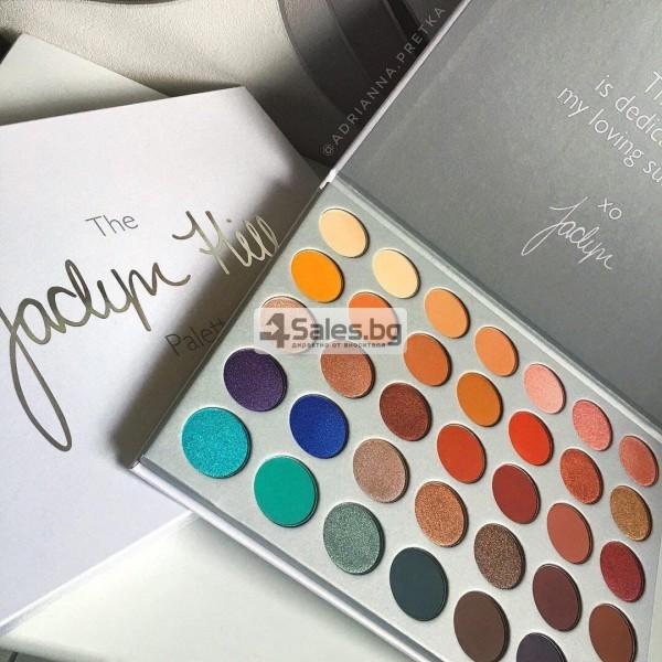 Палитра от 35 броя сенки за очи с удивителни цветове MORPH by Jaclyn Hill HZS114 21