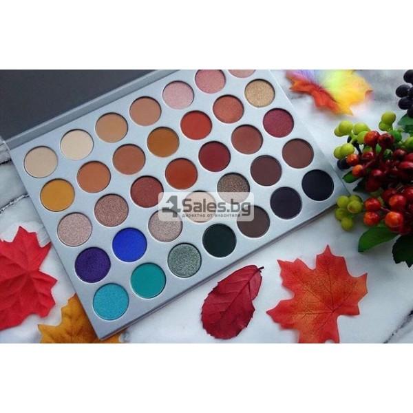 Палитра от 35 броя сенки за очи с удивителни цветове MORPH by Jaclyn Hill HZS114 23