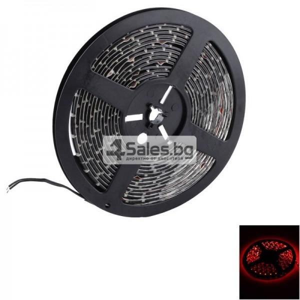 Водоустойчива LED декоративна лента за автомобил 45 см CAR DIS LED2 2