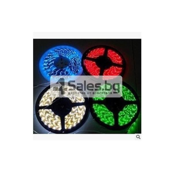 Водоустойчива LED декоративна лента за автомобил 45 см CAR DIS LED2 3