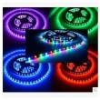Водоустойчива LED декоративна лента за автомобил 45 см CAR DIS LED2 5