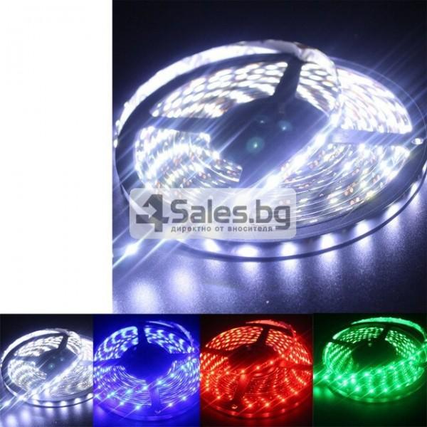 Водоустойчива LED декоративна лента за автомобил 45 см CAR DIS LED2