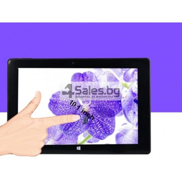 Таблет 2 в 1 - Windows 10 и Android 5.1 ОС, дисплей 10,1 инча, Wifi, HDMI порт 2
