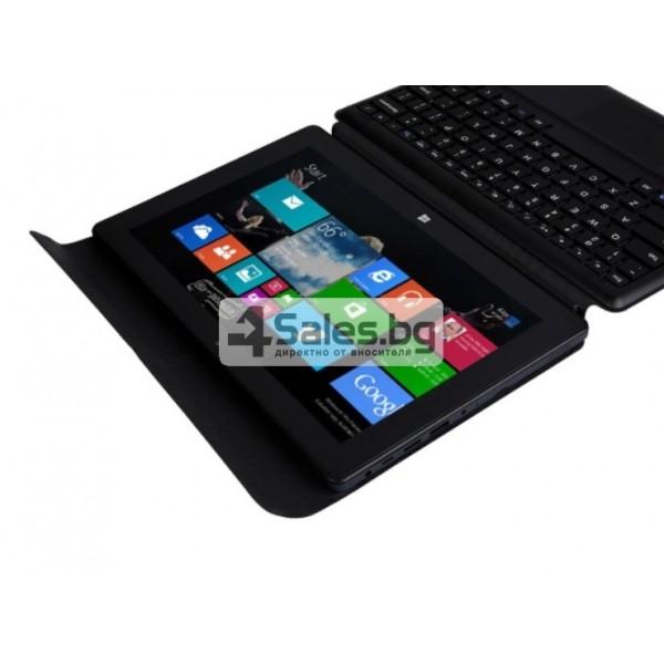 Таблет 2 в 1 - Windows 10 и Android 5.1 ОС, дисплей 10,1 инча, Wifi, HDMI порт 12