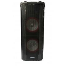 Парти спийкър с Bluetooth и безжичен микрофон - 10 инча HS-TD107