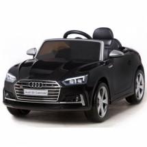 Детска кола с акумулаторна батерия, реплика на Audi