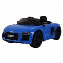 Детска кола с акумулаторна батерия детайлна реплика на Audi R8 Spyder