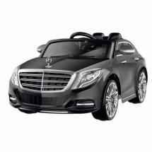 Детска кола с акумулаторна батерия детайлна реплика на Mercedes S-Class