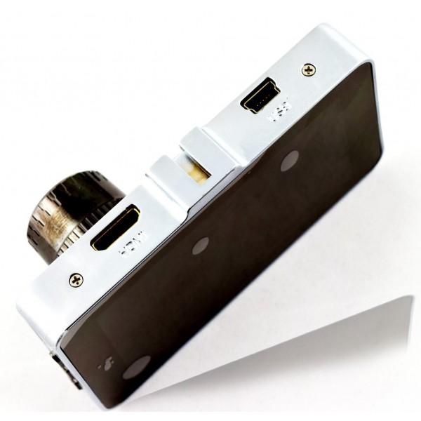 Видеорегистратор с алуминиев корпус и HDMI - AC-15 - FULL-HD - G2W 6