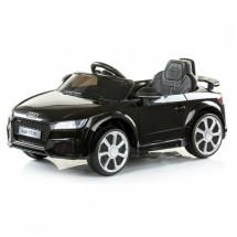 Детска кола с акумулаторна батерия детайлна реплика на Audi TT RS