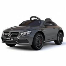 Детска кола с акумулаторна батерия детайлна реплика на Mercedes Benz C63