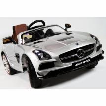 Висок клас детска кола с акумулаторна батерия реплика на Mercedes SLS AMG