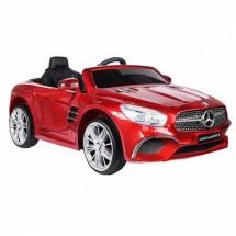 Детска кола с акумулаторна батерия детайлна реплика на Mercedes SL400