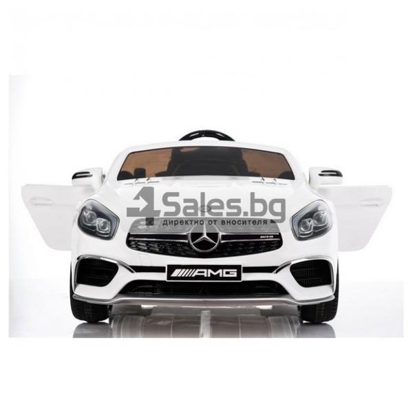 Детска кола с акумулаторна батерия детайлна реплика на Mercedes Benz SL65 AMG 15