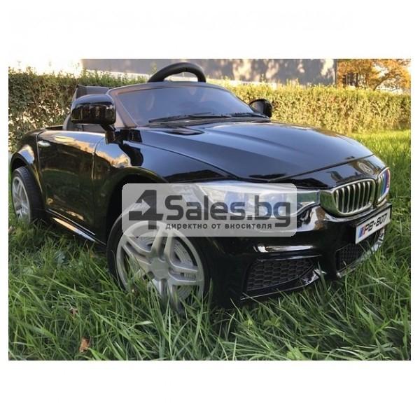 Детска кола с акумулаторна батерия детайлна реплика на BMW 2
