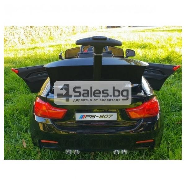 Детска кола с акумулаторна батерия детайлна реплика на BMW 11