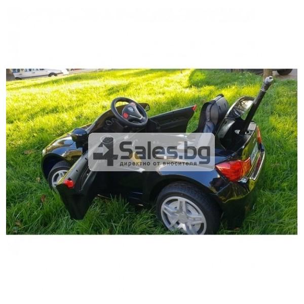 Детска кола с акумулаторна батерия детайлна реплика на BMW 12