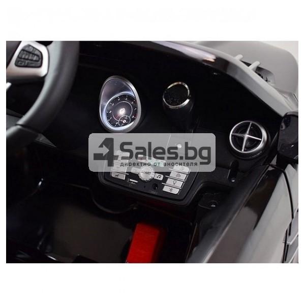 Детска кола с акумулаторна батерия детайлна реплика на Mercedes Benz SL500 AMG 12