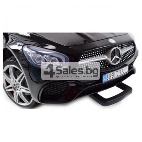 Детска кола с акумулаторна батерия детайлна реплика на Mercedes Benz SL500 AMG 14