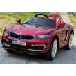 Ефектна детска кола с акумулаторна батерия детайлна реплика на BMW 6688 9
